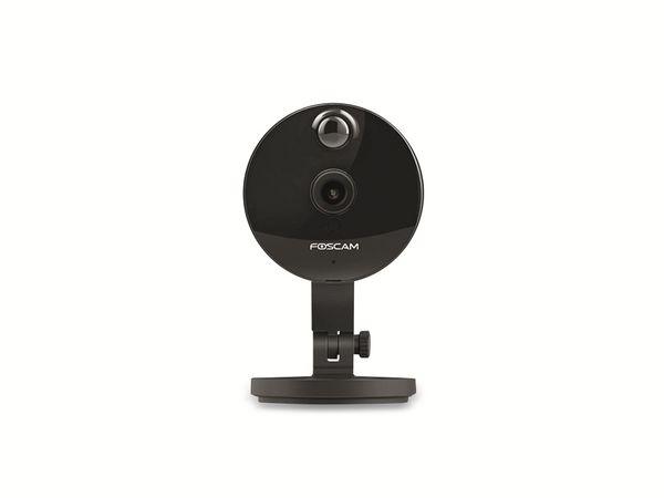 IP-Kamera FOSCAM C1, schwarz - Produktbild 1
