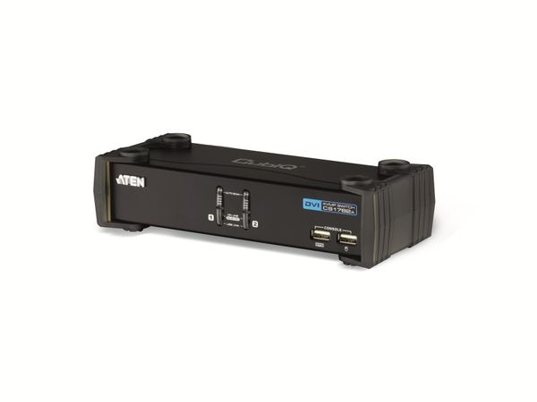 DVI KVM-Switch ATEN CS1762A, 2-port
