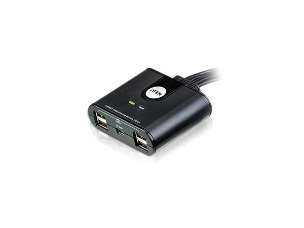 USB 2.0-Umschalter ATEN US424, 4-port