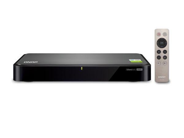"NAS Festplattengehäuse QNAP HS-251+, 3,5"" Sata, Gigabit LAN - Produktbild 1"