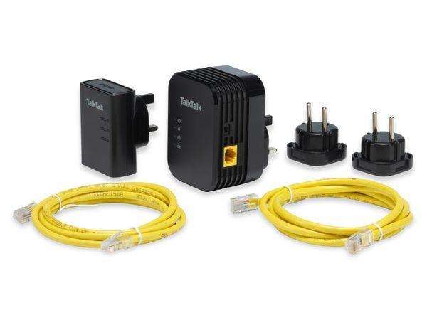 WLAN-Powerline-Set D-LINK DHPW311AV, AV500 - Produktbild 1