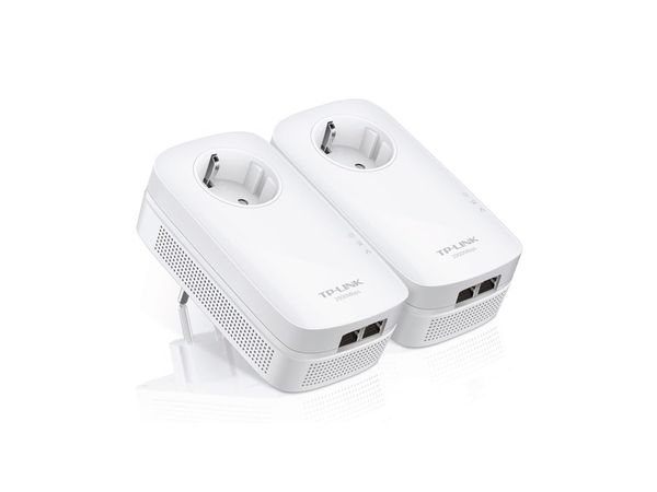 Powerline Adapter-Kit TP-LINK TL-PA9020PKIT, 2 Gbps