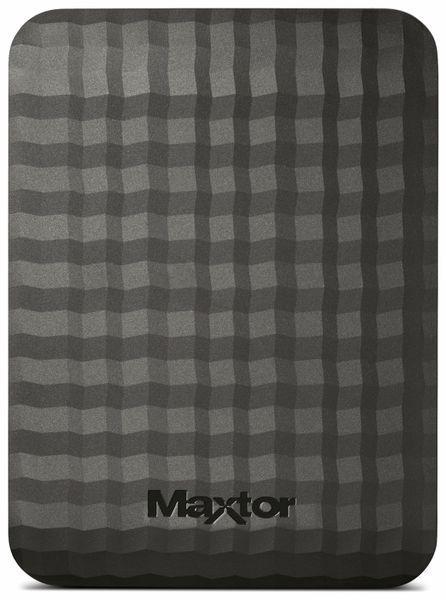 "USB 3.0 HDD MAXTOR M3 Station STSHX-M500TCBM, 4000 GB, 6,35 cm (2,5"") - Produktbild 2"