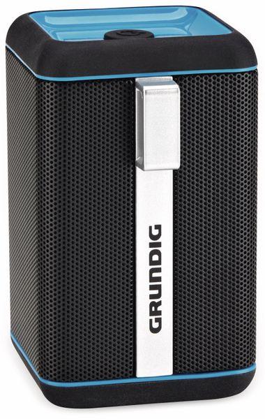 Bluetooth Lautsprecher GRUNDIG GSB 110, schwarz/blau