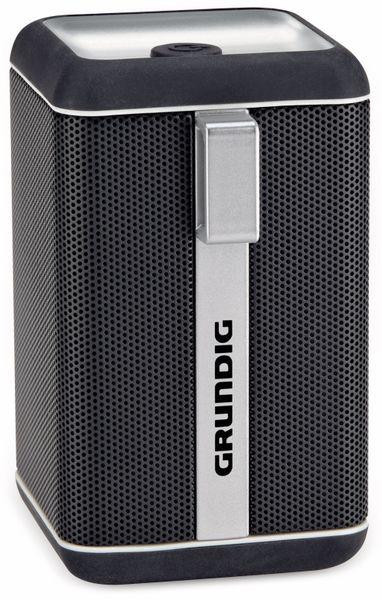 Bluetooth Lautsprecher GRUNDIG GSB 110, schwarz/silber