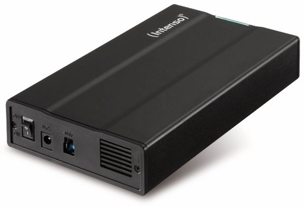 USB3.0 HDD INTENSO Memory Box, 4 TB, schwarz - Produktbild 1