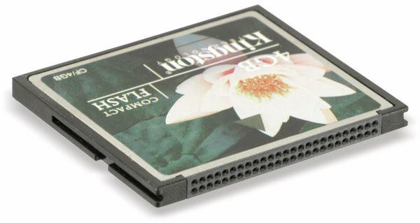 CF Card, 4 GB, gebraucht - Produktbild 1