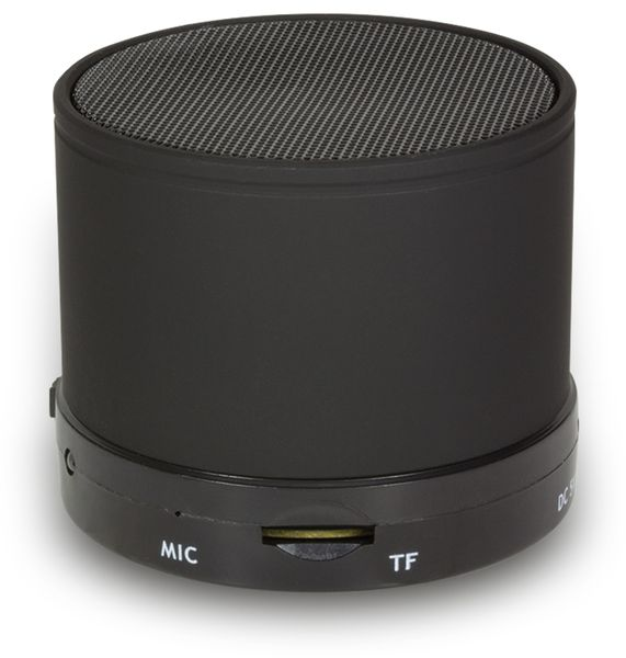 Bluetooth Lausprecher mit MP3 Player schwarz LogiLink - Produktbild 2