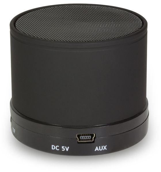 Bluetooth Lausprecher mit MP3 Player schwarz LogiLink - Produktbild 4