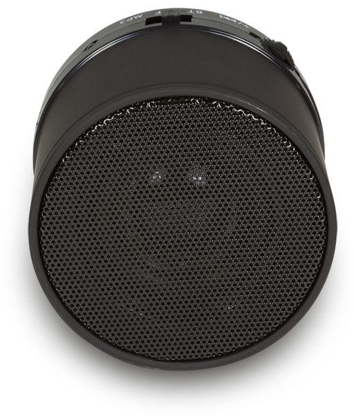 Bluetooth Lausprecher mit MP3 Player schwarz LogiLink - Produktbild 5