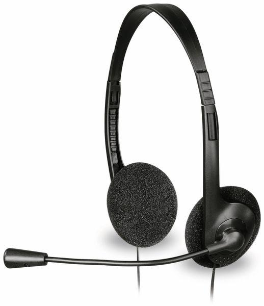 Headset HAMA HS-101, Stereo - Produktbild 1