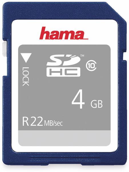 SDHC Card HAMA 104365, 4 GB, Class 10