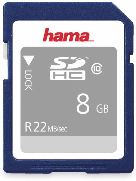 SDHC Card HAMA 104366, 8 GB, Class 10