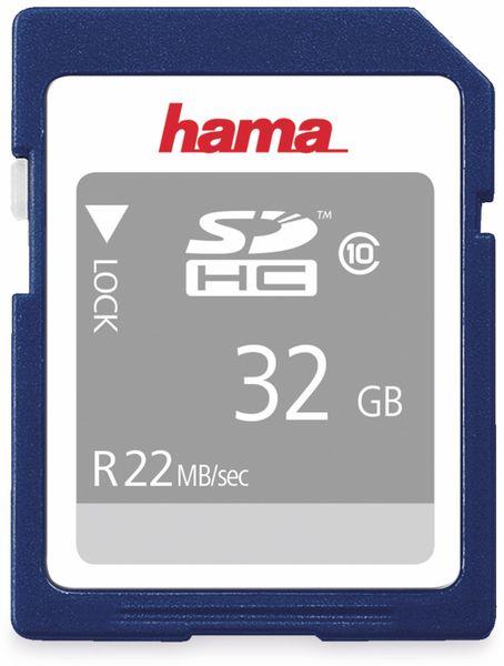 SDHC Card HAMA 104368, 32 GB, Class 10