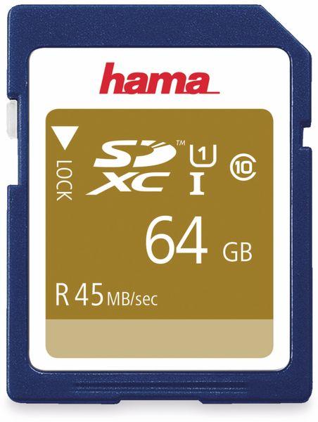 SDHC Card HAMA 114944, 32 GB, Class 10, UHS-I