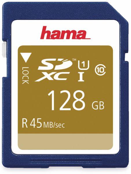 SDHC Card HAMA 114942, 128 GB, Class 10, UHS-I