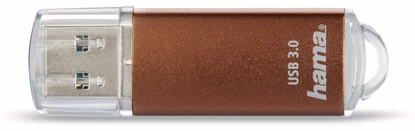 USB 3.0 Speicherstick HAMA Laeta, 64 GB - Produktbild 3