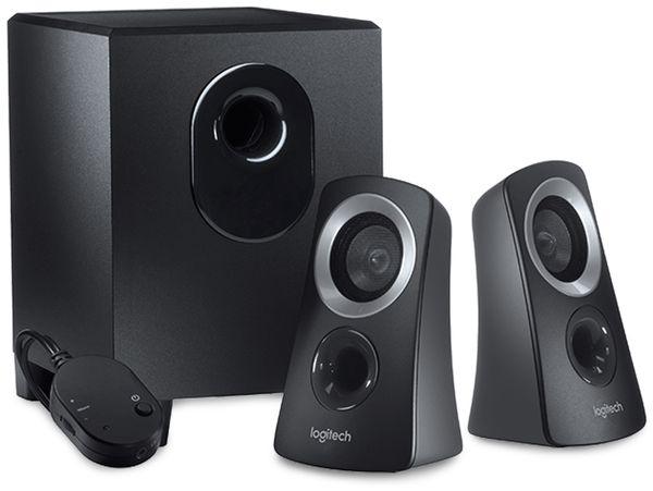 Lautsprecher LOGITECH Z313, Stereo, 25 Watt, Subwoofer - Produktbild 1