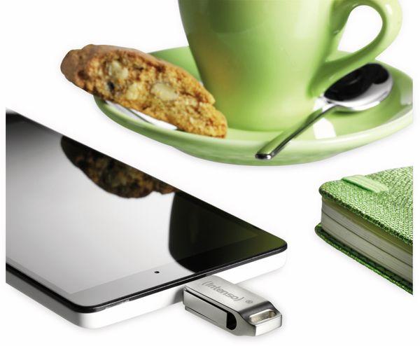 USB 3.0 Speicherstick INTENSO cMobile Line, USB Typ-C, 16 GB - Produktbild 5