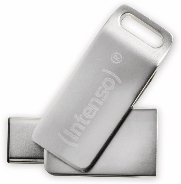 USB 3.0 Speicherstick INTENSO cMobile Line, USB Typ-C, 64 GB - Produktbild 1