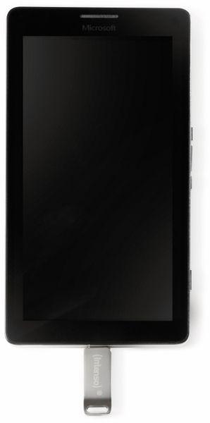 USB 3.0 Speicherstick INTENSO cMobile Line, USB Typ-C, 64 GB - Produktbild 4