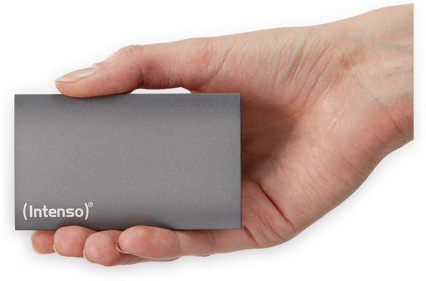 USB 3.0-SSD INTENSO Portable Premium Edition, 128 GB - Produktbild 6