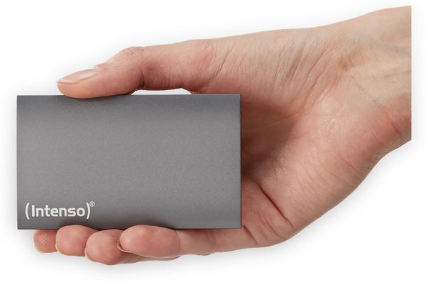 USB 3.0-SSD INTENSO Portable Premium Edition, 256 GB - Produktbild 6