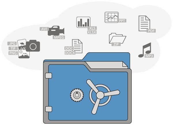 DatenTresor IDENTOS ID60, 50 GB, Windows - Produktbild 5