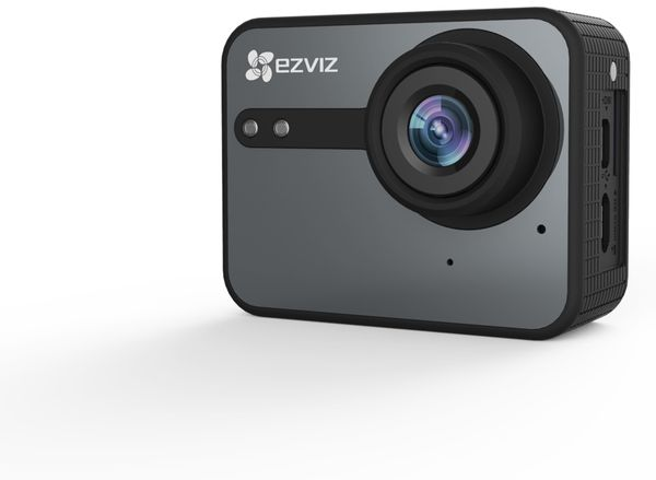 Action-Kamera EZVIZ S1C, Full HD, 8 MP, WLAN, Touchscreen - Produktbild 1