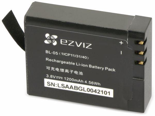 Akku EZVIZ S5 Plus, 1200 mAh - Produktbild 1