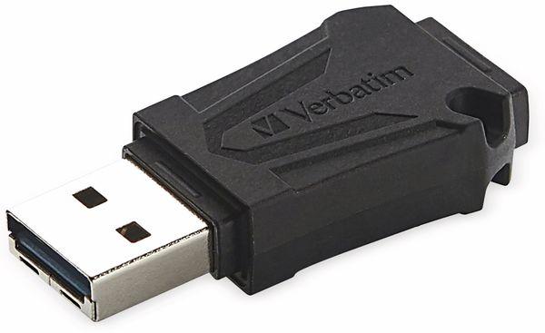 USB 2.0 Speicherstick VERBATIM ToughMAX, 64 GB - Produktbild 1