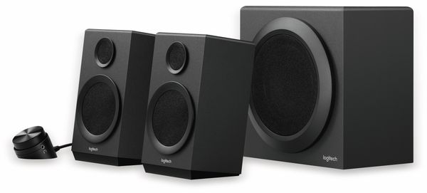 2.1 Lautsprechersystem LOGITECH Z333, 80 W - Produktbild 4