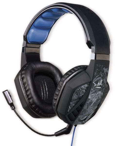 Gaming-Headset HAMA uRage SoundZ, schwarz