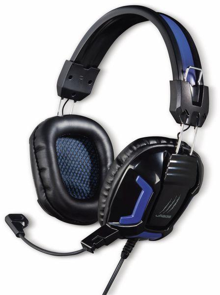 Gaming-Headset HAMA uRage SoundZ Essential, schwarz