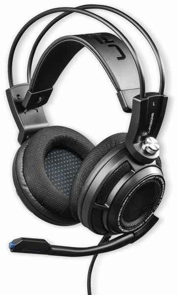 Gaming-Headset HAMA uRage SoundZ 7.1, schwarz