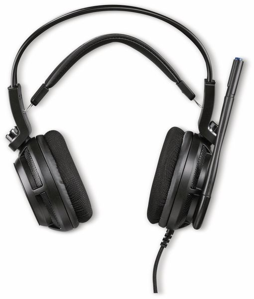 Gaming-Headset HAMA uRage SoundZ 7.1, schwarz - Produktbild 3