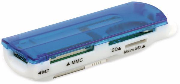 USB2.0 Cardreader, SD/Micro-SD - Produktbild 1
