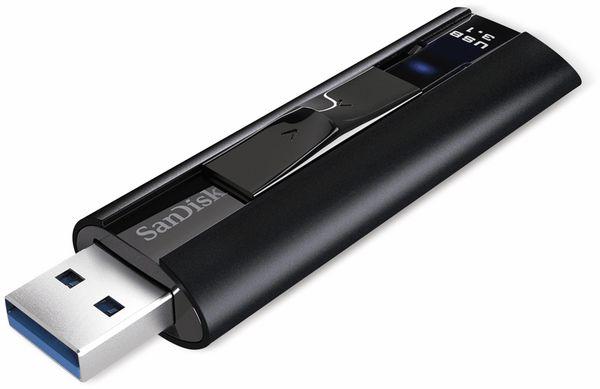 USB3.1 Speicherstick SANDISK Extreme Pro, 256 GB - Produktbild 1