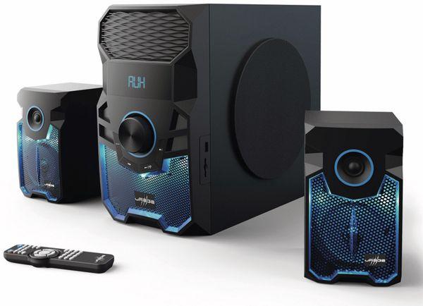 2.1 Lautsprechersystem HAMA uRage SoundZ Revolution, 100 W