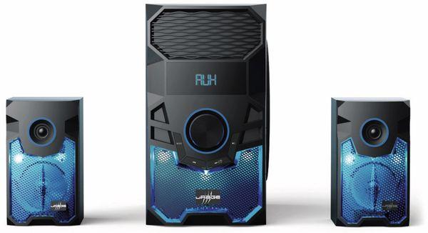 2.1 Lautsprechersystem HAMA uRage SoundZ Revolution, 100 W - Produktbild 2
