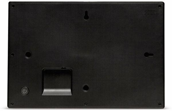 "Digitaler Bilderrahmen DENVER PFF-1011, 25,4 cm (10""), schwarz - Produktbild 4"