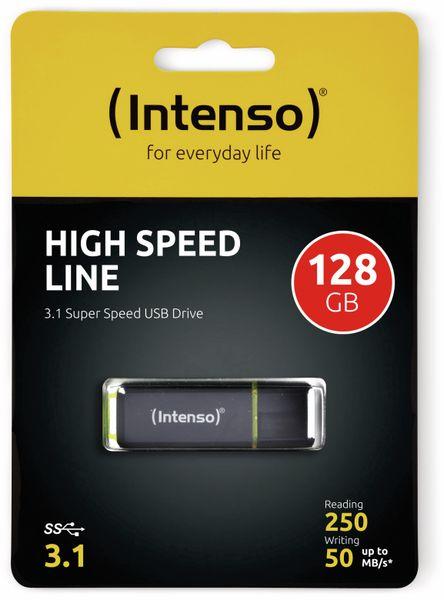 USB 3.1 Speicherstick INTENSO High Speed Line, 128 GB - Produktbild 2