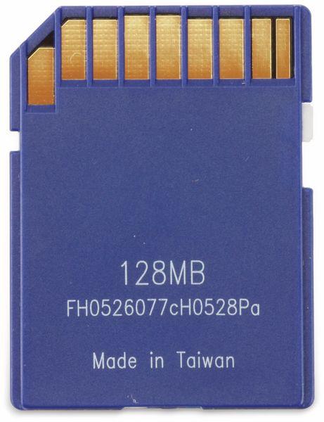 SD-Speicherkarte KINGSTON, 128 MB - Produktbild 2