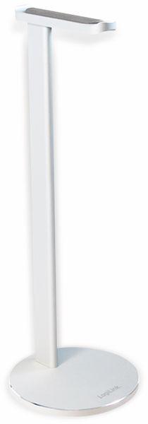 Kopfhörer-Halter LOGILINK AA0105, Aluminium