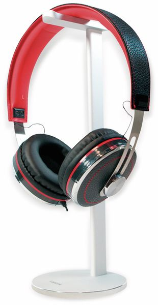 Kopfhörer-Halter LOGILINK AA0105, Aluminium - Produktbild 4