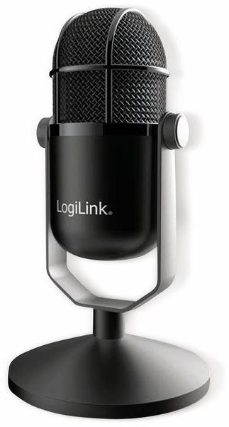 USB-Mikrofon LOGILINK HS0048, HD