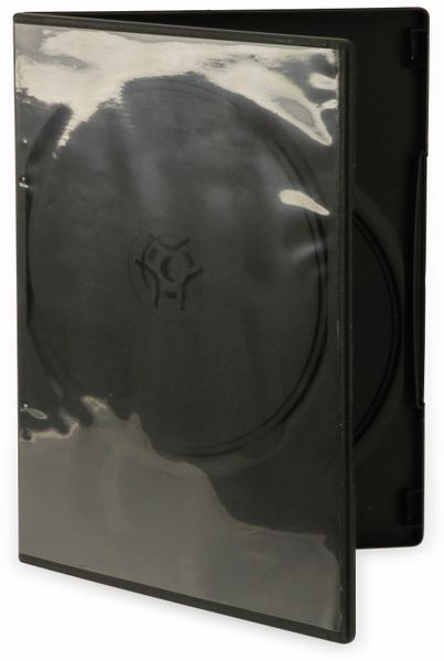 DVD-Leerhüllen LTC, 5er Pack, Doppel - Produktbild 2