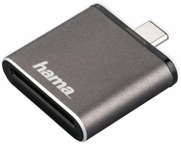 USB 3.1 Typ-C Kartenleser HAMA, OTG, UHS-II
