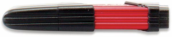 USB3.0 Stick VERICO Evolution MK-II, 64 GB, rot - Produktbild 4