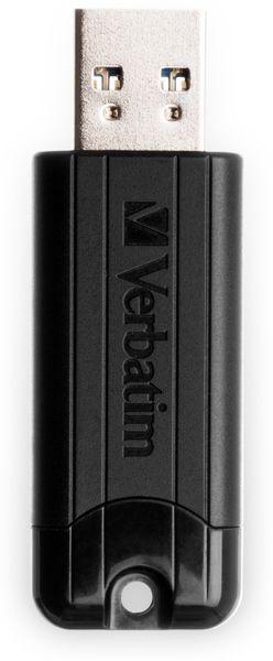 USB3.0 Stick VERBATIM PinStripe, 128 GB